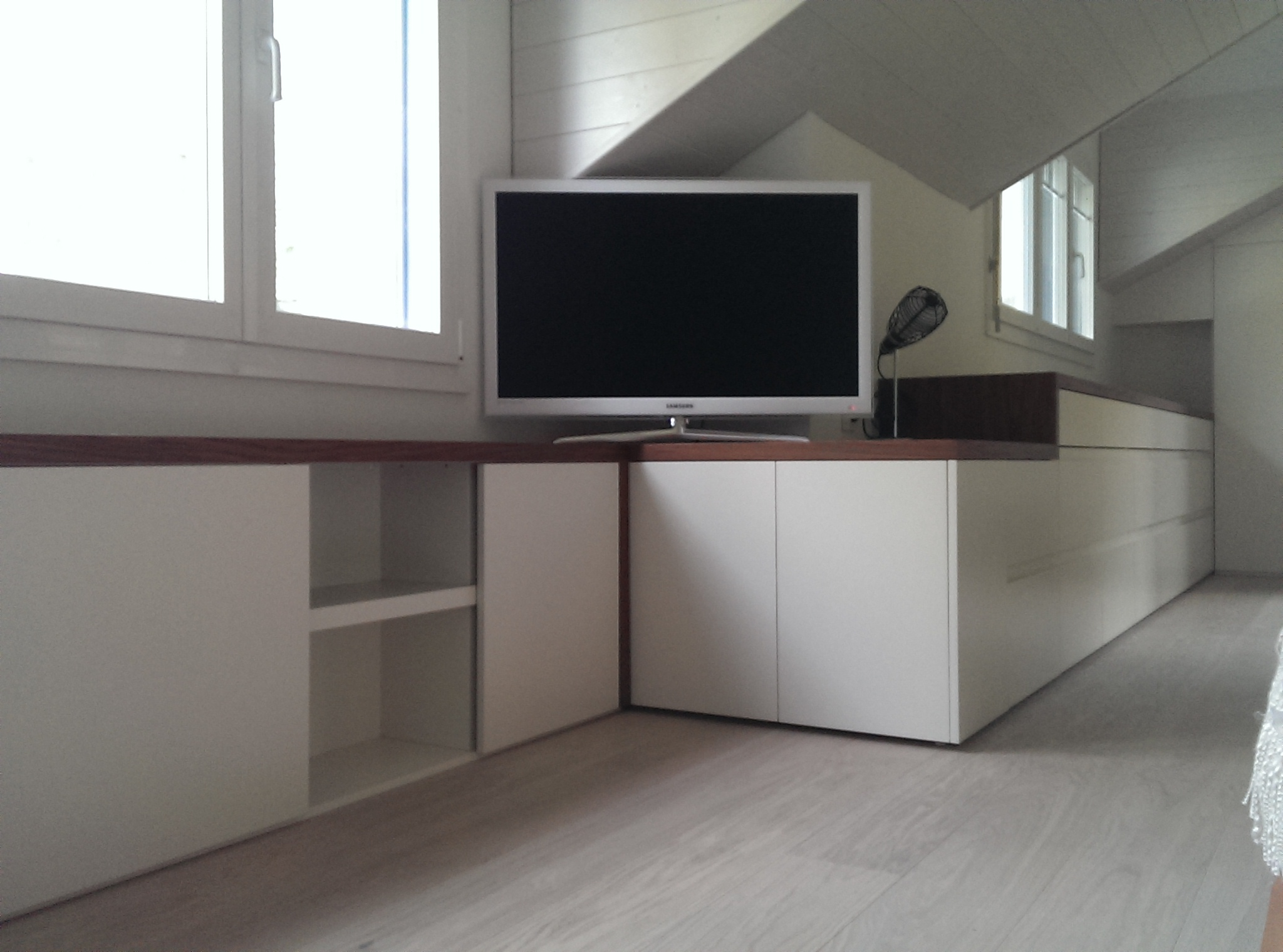 Agencement complet d 39 une chambre coucher ap design - Agencement chambre a coucher ...