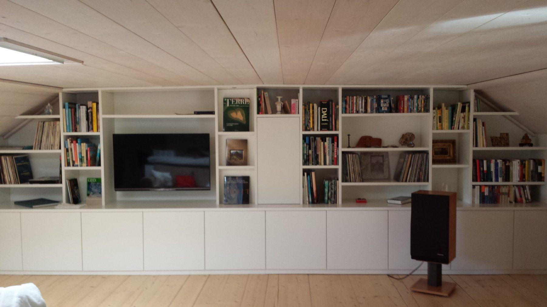 Bibliothèque Hi-Fi
