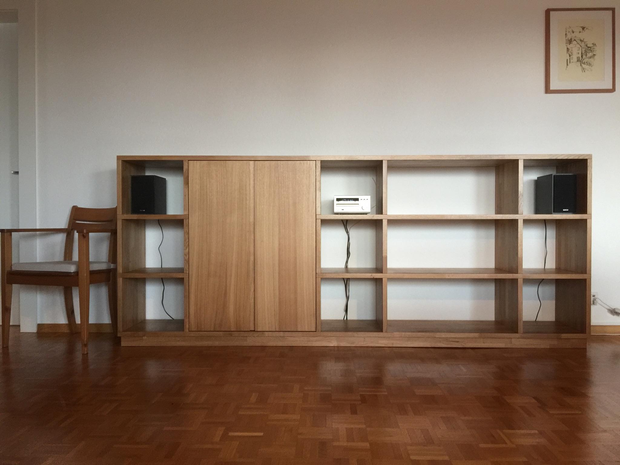 Bibliothèque sono