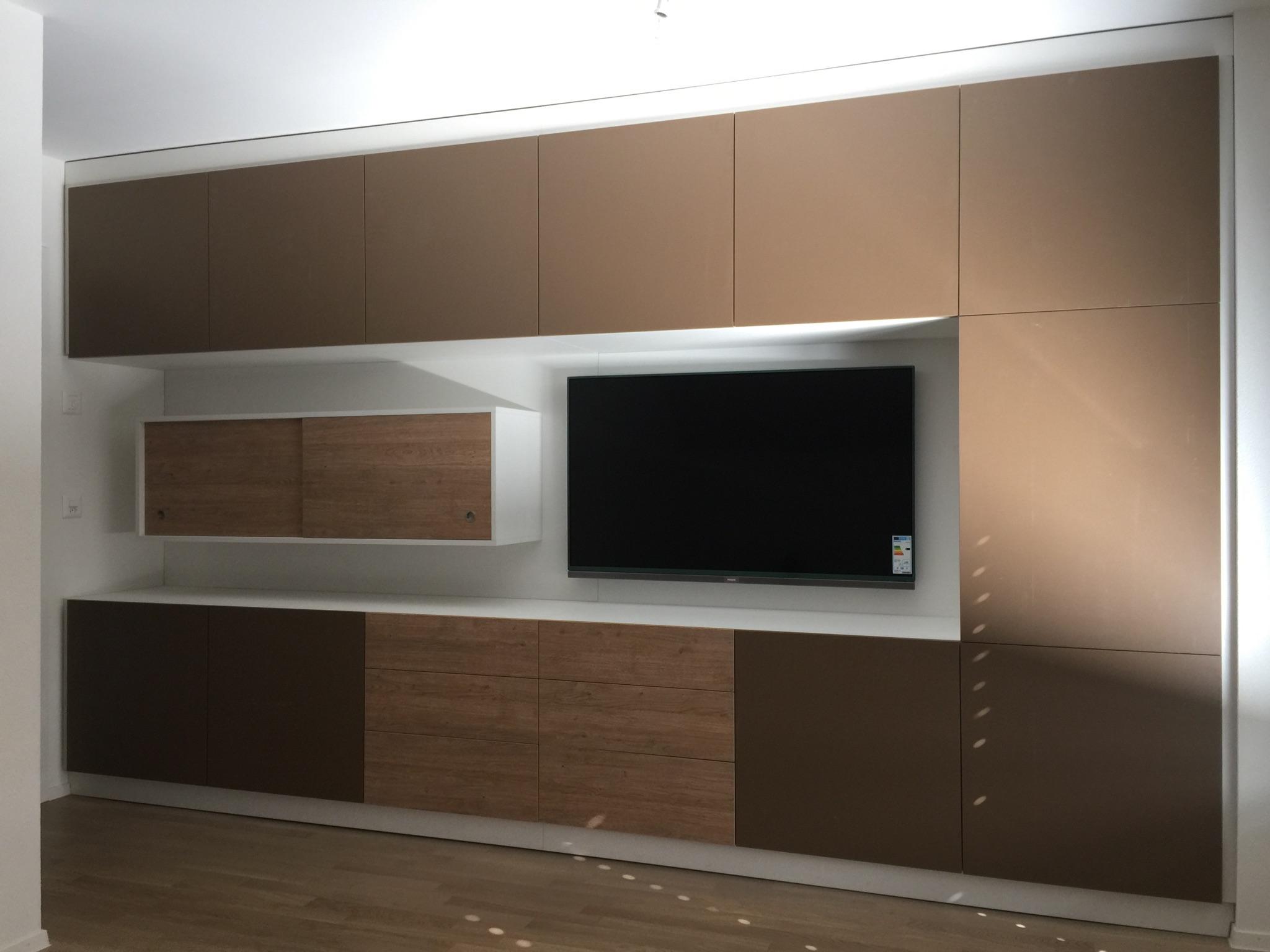 Meuble TV (dressing)