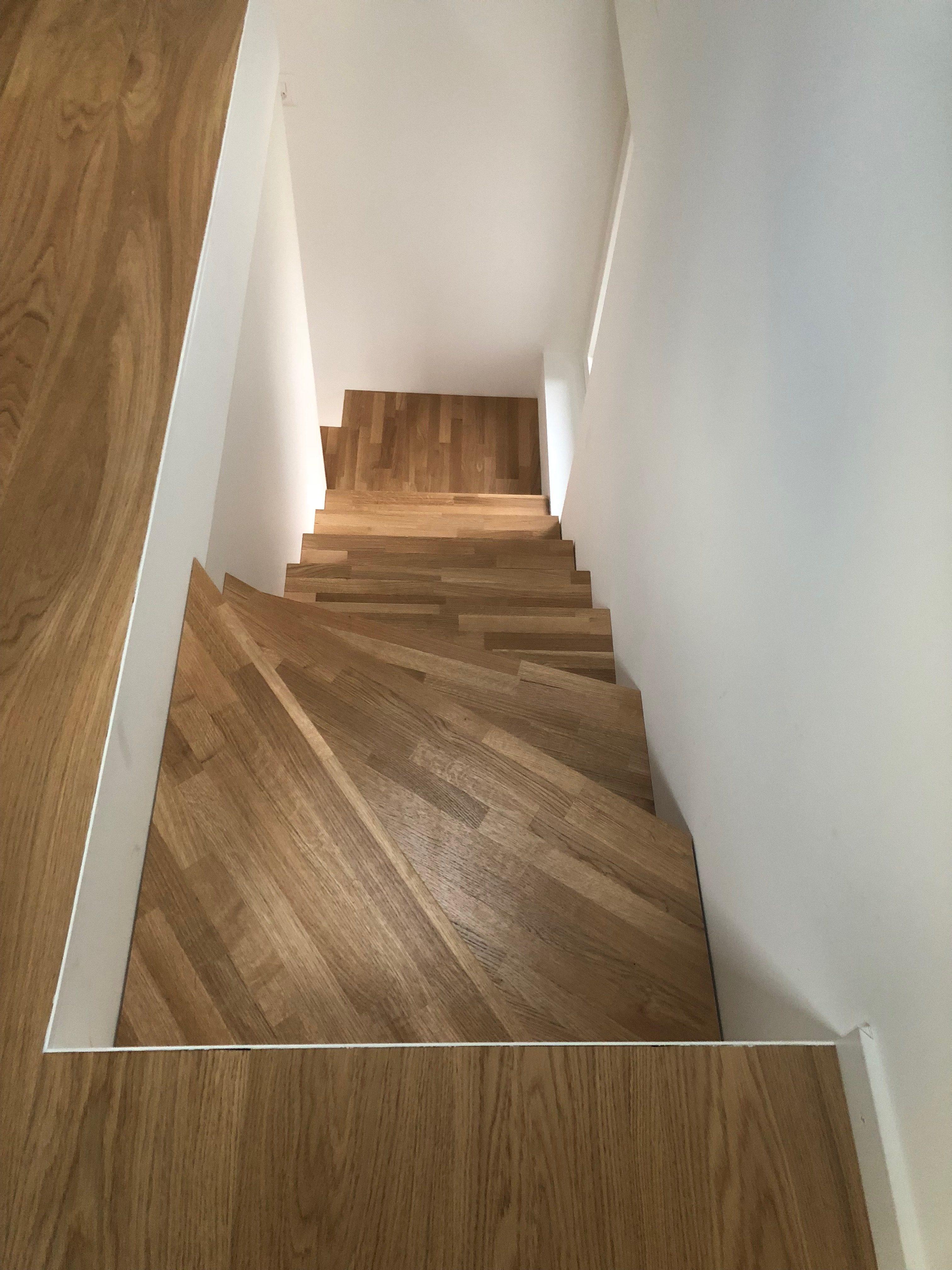 Escalier agencé 1