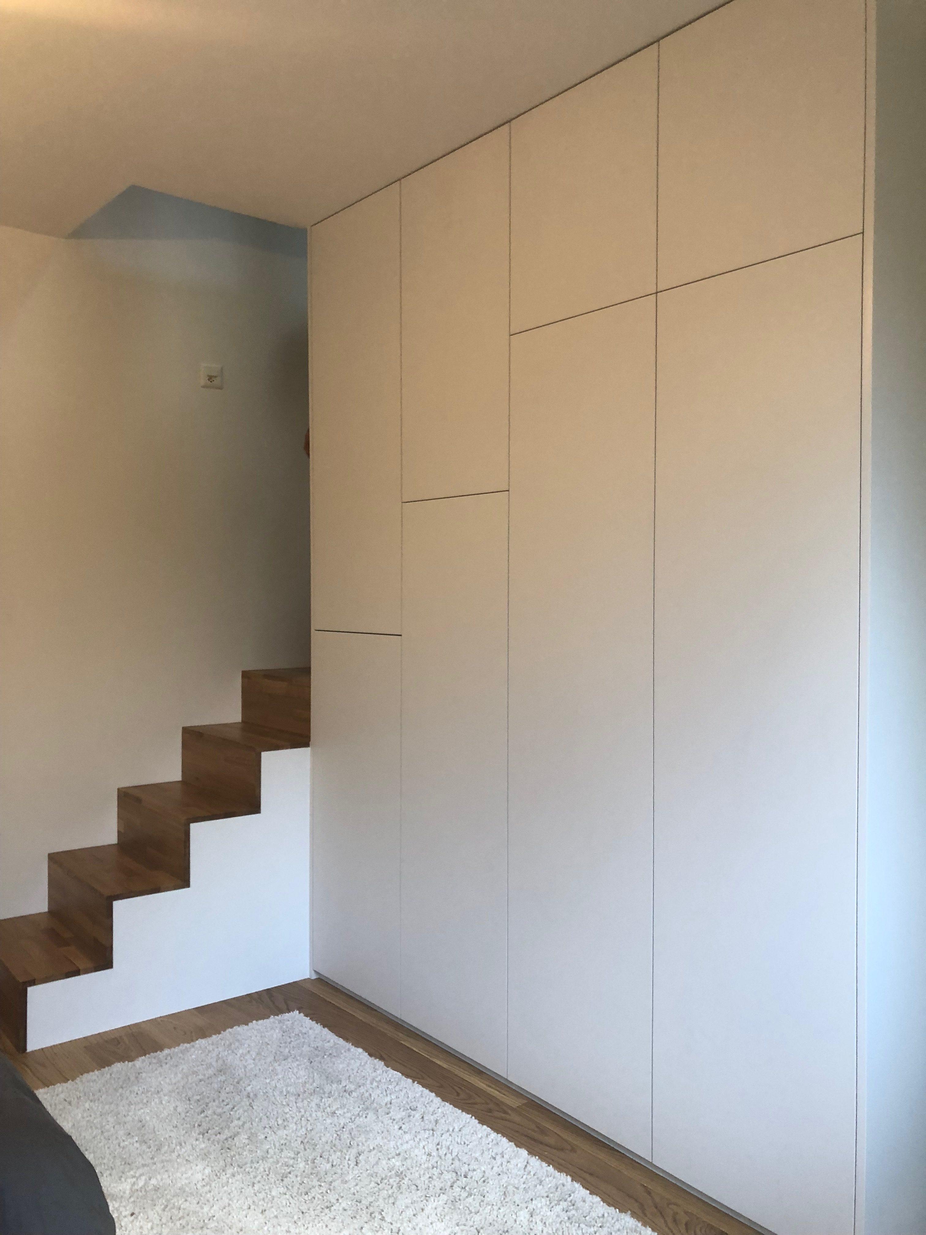 Escalier agencé 3